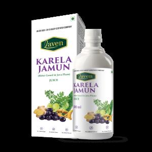 Laven Karela Jamun Juice